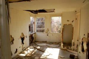 Broken down home