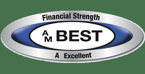AM Best A Excellent