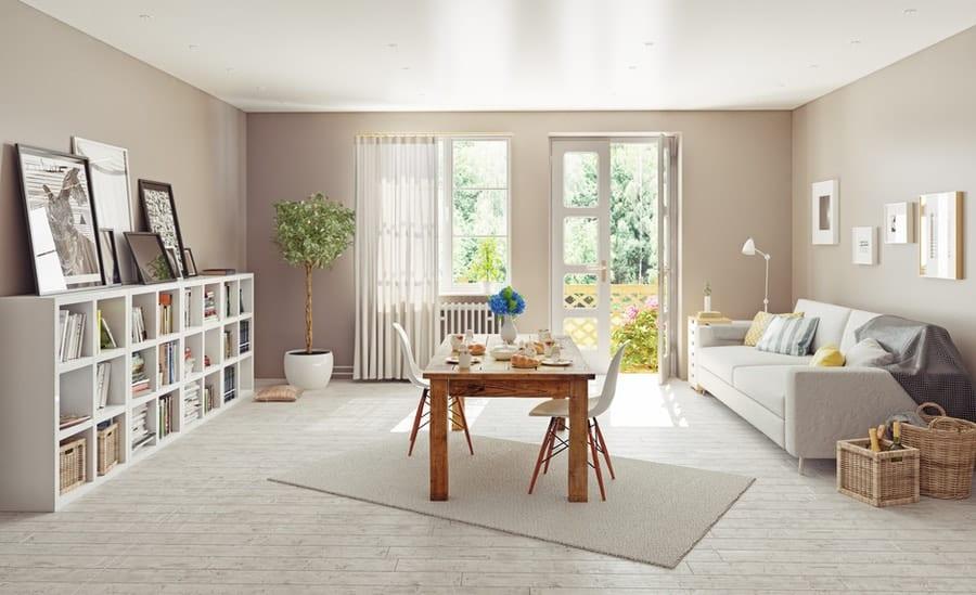 short-term rental interior
