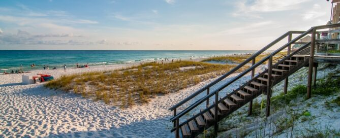 Short-term rental laws for house on the beach