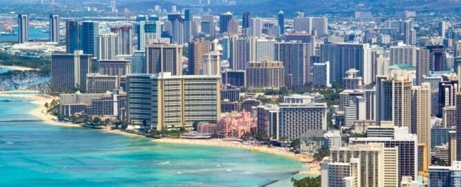 Honolulu HI short-term rental laws